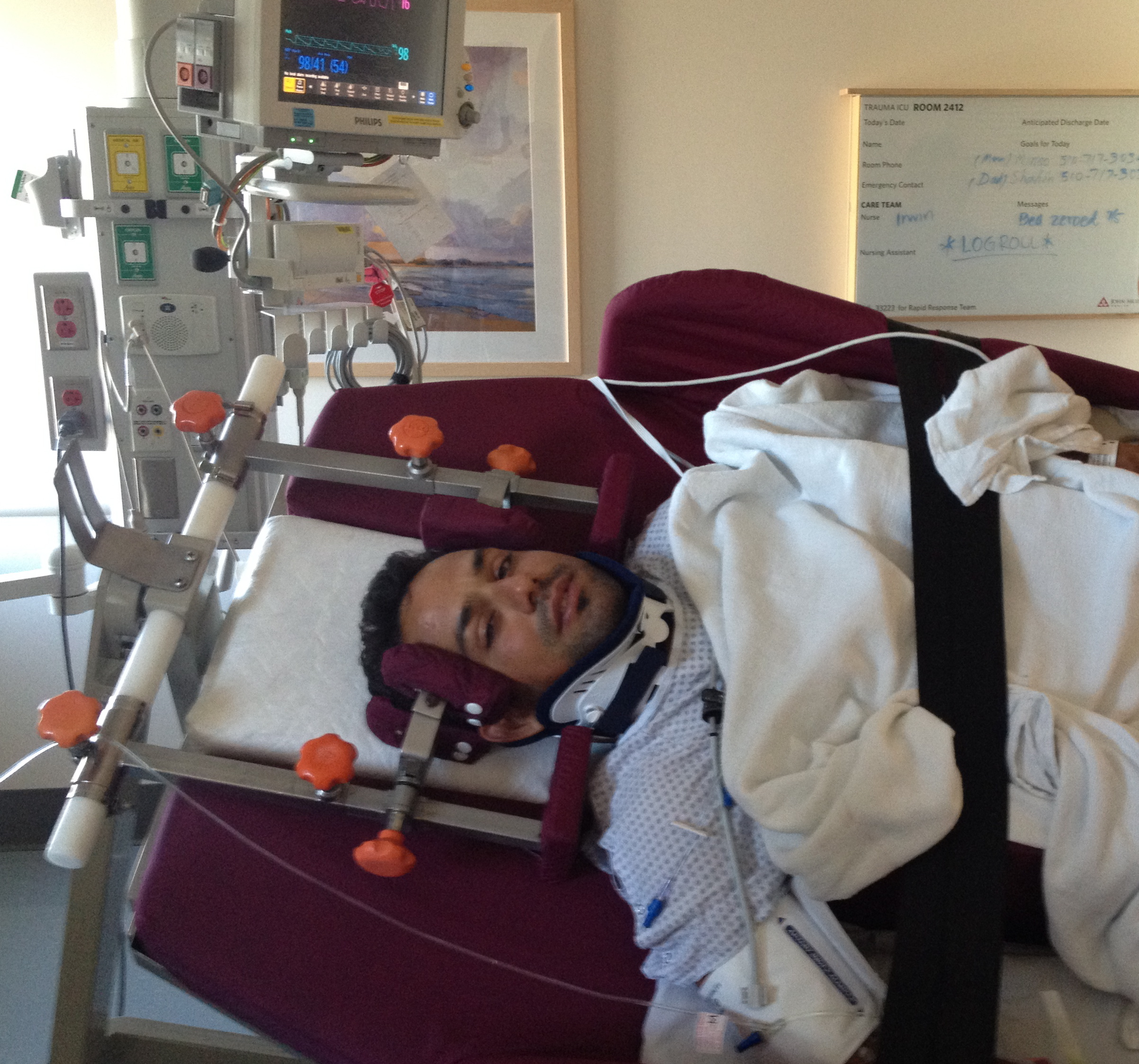 Img Recovery From Cervical Spinal Fusion Surgery