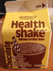 """Health"" shake"